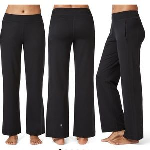 NWT Sweaty Betty Lotus pants